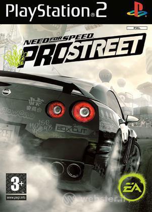 Need For Speed Pro Street PLT