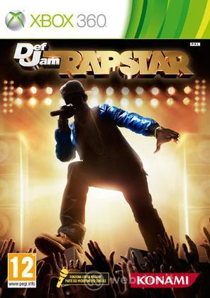 Def Jam Rapstar + Microfono