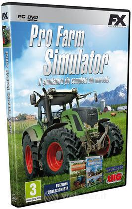 Pro Farm Simulator