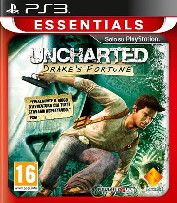 Essentials Uncharted: Drake's Fortune