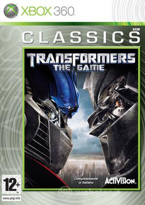 Transformers The Game Classics