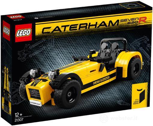 LEGO Ideas:Caterham Super Seven