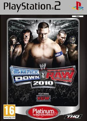 WWE Smackdown VS Raw 2010 PLT