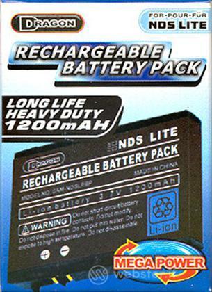 NDSL - Batteria ricaricabile