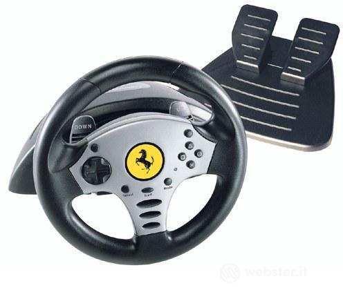PS2 Volante Challenge Racing Wheel - THR
