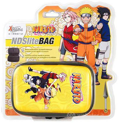 NDSLite Naruto Bag Kombat - XT