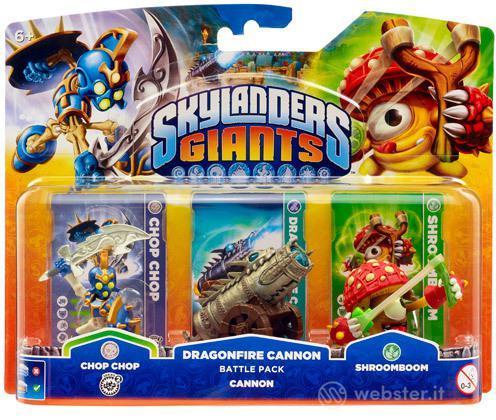 Skylanders Giants Battle Pack Cannon