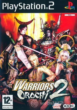 Orochi Warriors 2