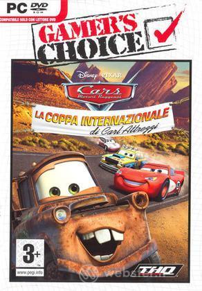 Cars 2 La Coppa Internazionale di Carl