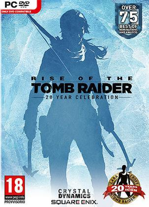 Rise of the Tomb Raider - 20 Year Cel.