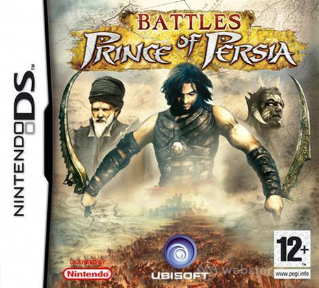 Prince of Persia 3 Battles