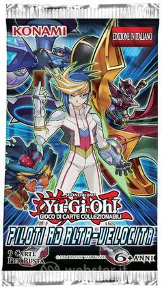 Yu-Gi-Oh! Piloti ad Alta velocita'