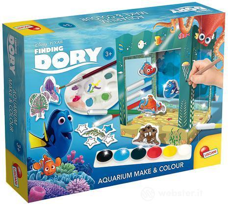 Dory Aquarium Make & Colour