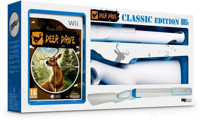 Deer Drive + Fucile bianco