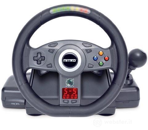 JOYTECH X360 - Volante Nitro Racing