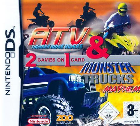 ATV Thunder Ridge Riders/Monster Trucks