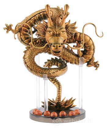 Figure Dragonball Drago Shenron Gold