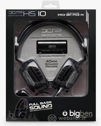 BB Cuffie Gaming Headset+Mic Hs10