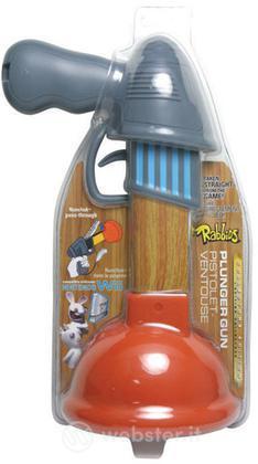 MAD CATZ WII Plunger Gun Rayman Rabbids
