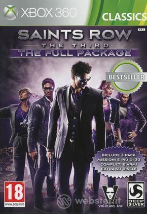 Saints Row the Third Classics