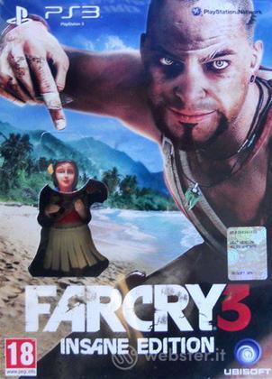 Far Cry 3 Insane Edition (collector ed)