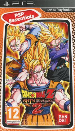 Essentials Dragonball Z Shin Budokai 2
