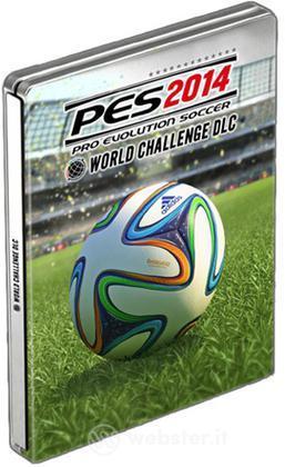 Pro Evolution Soccer 2014 World Chall.Ed