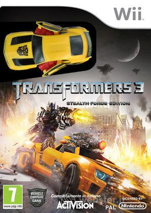 Transformers 3 stealth force ed. bundle