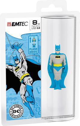 EMTEC USB Key 8GB DC COMICS Batman 3D