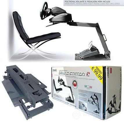 PS3 PS2 PC Driving Station Powered ByMGM