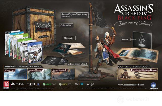 Assassin's Creed 4 Black Flag Buccaneers