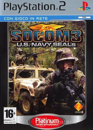Socom III US Navy Seals PLT