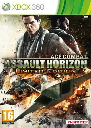 Ace Combat Assault Horizon Limited Ed