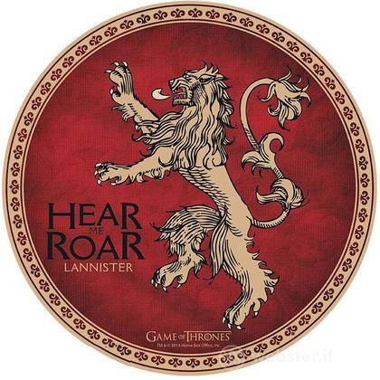 Mousepad Trono di Spade - Lannister