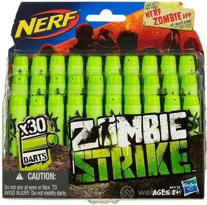 Nerf Zombie Dardi 30 pezzi