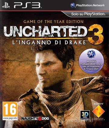 Uncharted 3: L'Inganno di Drake GOTY Ed.