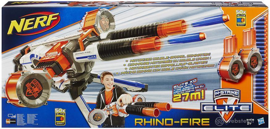 Nerf Rhinofire