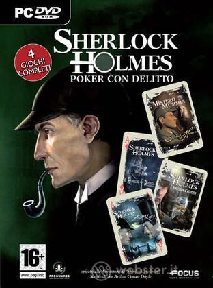 Sherlock Holmes Poker Con Delitto