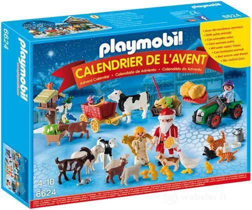 PLAYMOBIL Calendario Avvento Fattoria
