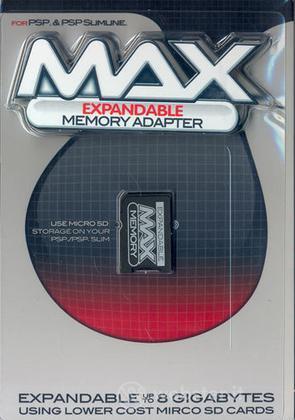 PSP Expandable Memory Adapter - DATEL