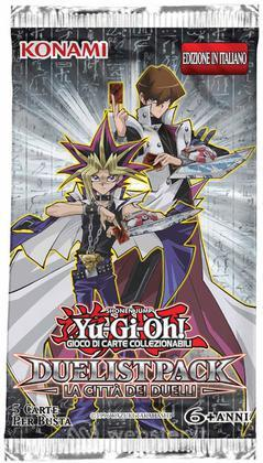 Yu Gi Oh! Duelist Pack Citta' Dei Duelli