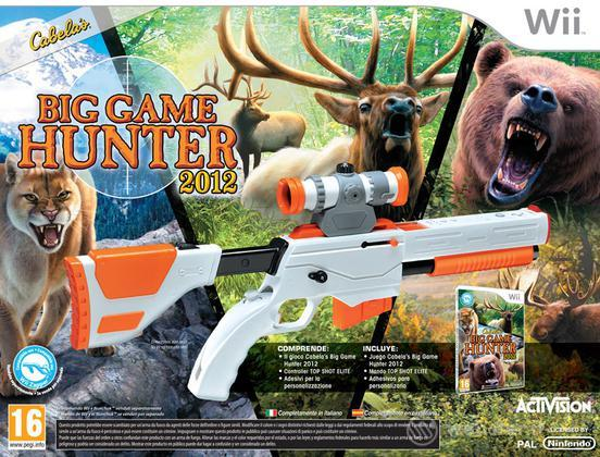 Cabela's Big Game Hunter 2012 Bundle