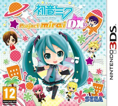 Hatsune Miku: Project Mirai D. D1 Ed.