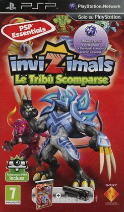 Essentials Invizimals Tribu' Scomp+Telec