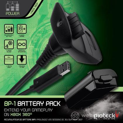 Battery Pack X360