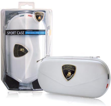 PSP Sport Case White Lamborghini - AT
