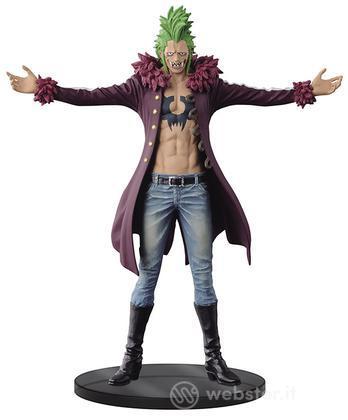 Figure One Piece Bartolomeo Jeans-Blue