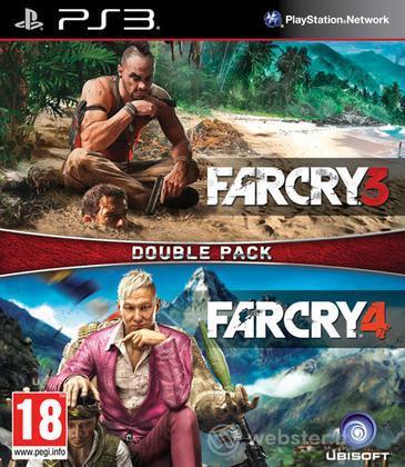 Compil Far Cry 3 + Far Cry 4