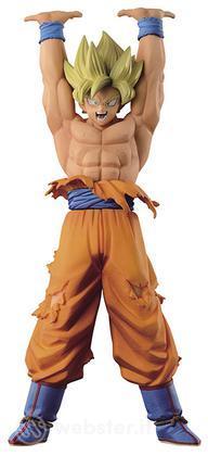 Figure Dragonball Goku SS Spirit Bomb Ed