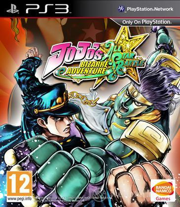 Jojo's Bizzare Adventure All-Star Battle